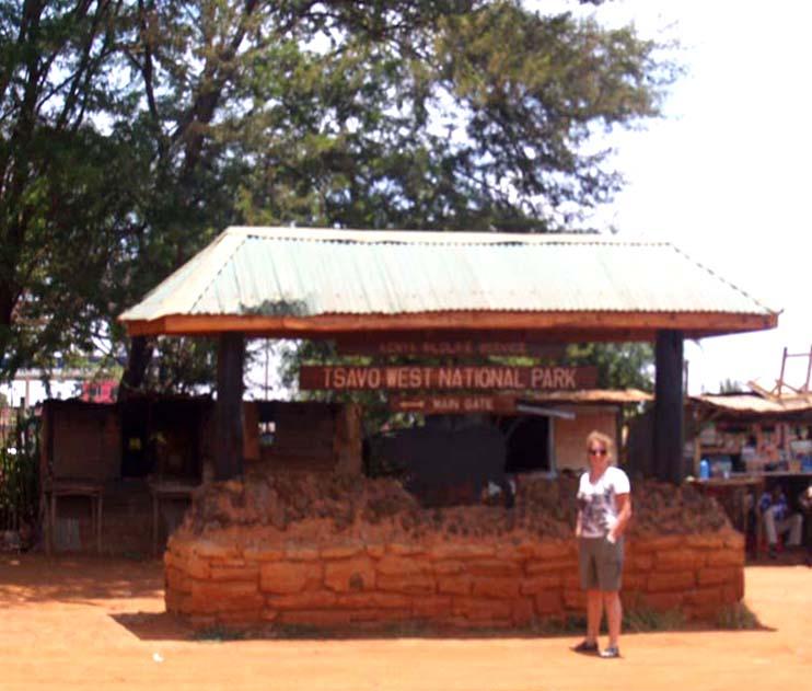 Tsavo West Milli parkı